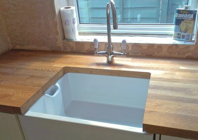 sink-finished