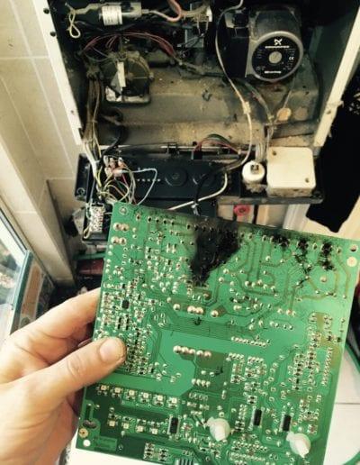 Baxi pcb repair