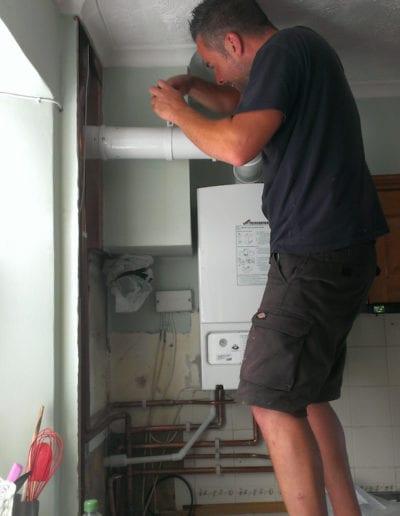 Boiler installation Gillingham