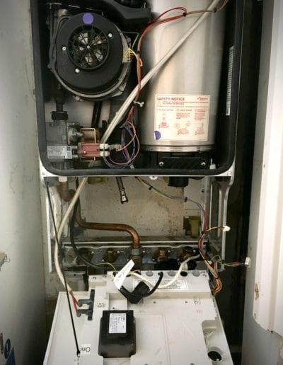 Worcester Bosch combi repair Rainham